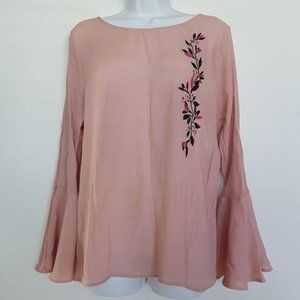 St. Johns Bay Light Weight Pullover Blouse…